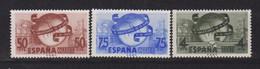Año 1949 Edifil 1063 A 1065  Union Postal Universal - 1931-50 Neufs