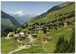 La Sage - Val D'Hérens - Les Diablerets - VS Valais