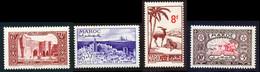 Maroc 1949 Yvert 268 / 270 - 275 ** TB - Unused Stamps