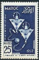 Maroc 1953 Yvert 322 ** TB - Ungebraucht