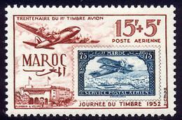 Maroc PA 1952 Yvert 84 ** TB - Poste Aérienne