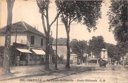 92-CHAVILLE-LA POINTE DE CHAVILLE , ROUTE NATIONALE - Chaville