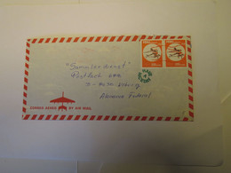 Peru Airmail Cover - Peru