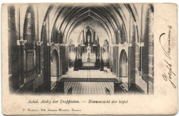 Achel - Abdij Der Trappisten - Binnenzicht Der Kapel - Hamont-Achel