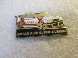 PIN'S   AUDI  ANTAR  SUPERTOURISME   Zamak   EBC - Audi