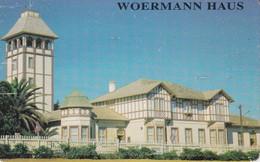 NAEI0211 Woermann Haus - Namibia