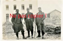 PHOTO FRANCAISE - POILUS DU 322e RIT A RODEZ PRES DE SAINTE RADEGONDE EN AVEYRON 1915 - GUERRE 1914 1918 - 1914-18