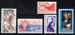 SPM 1986 Année Partielle 470/474** - Neufs