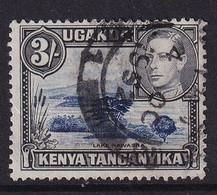 British East Africa 1936, Minr 68-c Vfu. Cv 3,50 Euro - Kenya, Uganda & Tanganyika