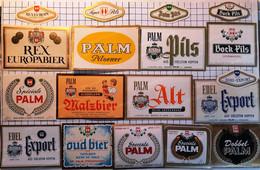 Beer Label Belgium Biere Etiquette De Hoorn Le Cornet Palm Londerzeel Steenhuffel X18 #A4 - Bier