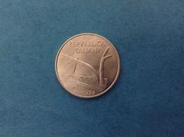1999 ITALIA REPUBBLICA MONETA ITALY COIN 10 LIRE SPIGHE FDC UNC DA ROTOLINO - 10 Lire