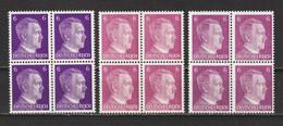 MiNr. 785 A,b+c ** (0466) - Unused Stamps