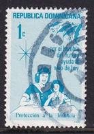 Dominican Republic 1980, Infancia, Minr 78 Vfu - República Dominicana