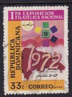 Dominican Republic 1972, Filatelica, Minr 1003 Vfu - República Dominicana