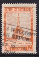 Dominican Republic 1954, Monumento A La Paz, Minr 536 Vfu - República Dominicana