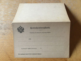 GÖ1943 Österreich Ganzsache Stationery Entier Postal Formularkarte Mit Antwortteil - Enteros Postales