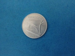 1973 ITALIA REPUBBLICA MONETA DA 10 LIRE SPIGHE FDC UNC DA ROTOLINO ITALY COIN - 10 Lire