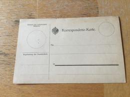 GÖ1943 Österreich Ganzsache Stationery Entier Postal Formularkarte - Enteros Postales