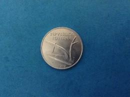 1979 ITALIA REPUBBLICA MONETA DA 10 LIRE SPIGHE FDC UNC DA ROTOLINO ITALY COIN - 10 Lire