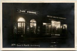 Graz Bei Nacht - Cafe Express - Graz