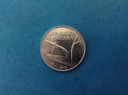 1972 ITALIA REPUBBLICA MONETA DA 10 LIRE SPIGHE FDC UNC DA ROTOLINO ITALY COIN - 10 Lire