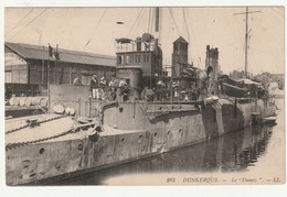 DUNKERQUE - Le Dunois - Warships