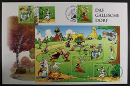 Deutschland (BRD), MiNr. 3175-3177 + Block 80, FDC - FDC: Enveloppes