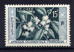 A.O.F. - N° 62** - LE CAFÉ - Neufs