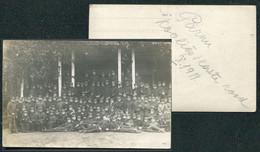 62252 ESTONIA Pärnu Kooliõpilaste Rood Military 1919 Postcard - Estland