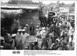 Photo UNHCR /  H. Gloaguen 1984 Pakistan Réfugiés Afghans Ghazi Vie Communautaire - Ohne Zuordnung