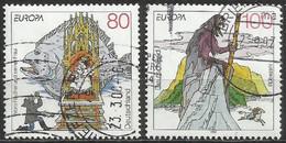 1997 Germania Federale - Usato / Used - N. Michel 1915 - 1916 - Oblitérés