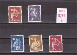 Croacia -  Lote Serie Completa - 3/1925 - Croatia