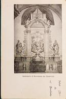 Cartolina - Battistero Di Bovolenta Del Danieletti ( Padova ) - 1910 Ca. - Padova (Padua)