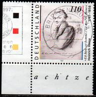 1997 Germania Federale - Usato / Used - N. Michel 1962 - Oblitérés