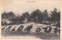 17 RONCE Les BAINS Station Du Train Du Galon D'Or 1930 - Altri Comuni
