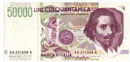 Italia - 50.000 Lire 1994 Bernini II - Serie Sostitutiva XA - 50000 Liras