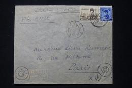EGYPTE - Enveloppe Du Caire En 1945 Pour La France - L 90711 - Lettres & Documents