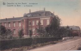 KAPELLE OP DEN BOS /  DE KOSTSCHOOL / PENSIONNAT 1921 - Kapelle-op-den-Bos