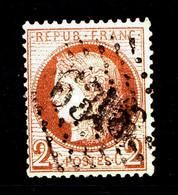 51 - 2c Rouge-brun Cérès - Oblitéré - Très Beau - 1871-1875 Cérès