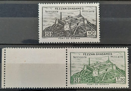 FEZZAN - N°28-31 - Neuf Sans Charnières ** MNH - Neufs