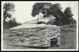 BELGIE * BELGIQUE * OMMEGANG DENDERMONDE 1952 * TERMONDE * DEN WALVIS * 2 SCANS - Dendermonde