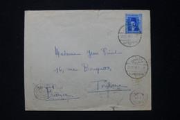 EGYPTE - Enveloppe De Louksor En 1940 Pour La France - L 90719 - Lettres & Documents