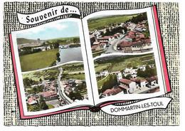 54 - DOMMARTIN LES TOUL - Souvenir - (Livre Ouvert - 4 Vues) - Andere Gemeenten
