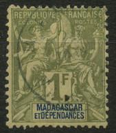 Madagascar (1896) N 41 (o) - Oblitérés