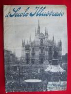 RIVISTA - IL SECOLO ILLUSTRATO N°6  Del MARZO  1918 - War 1914-18