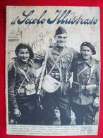 RIVISTA - IL SECOLO ILLUSTRATO N°12  Del GIUGNO  1918 - War 1914-18