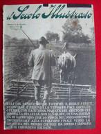 RIVISTA - IL SECOLO ILLUSTRATO N°14/15  Del LUGLIO  1918 - War 1914-18