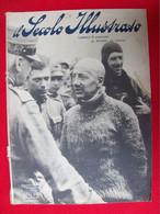 RIVISTA - IL SECOLO ILLUSTRATO N°17  Del SETTEMBRE  1918 D'ANNUNZIO - Weltkrieg 1914-18