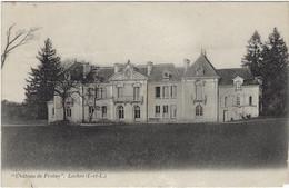 37  Fretay   Pres Loches  -  Chateau De Fretay - Sonstige Gemeinden