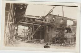 Bully Fosse  N°1 Après Le Bonbardement 1915 -  PHOTO Format 11x7 -(E.2618) - Bethune